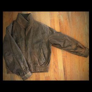 Wilson's Leather Vintage Bomber Jacket